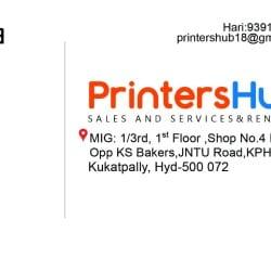 Printers Hub, Kukatpally Housing Board - Computer Printer