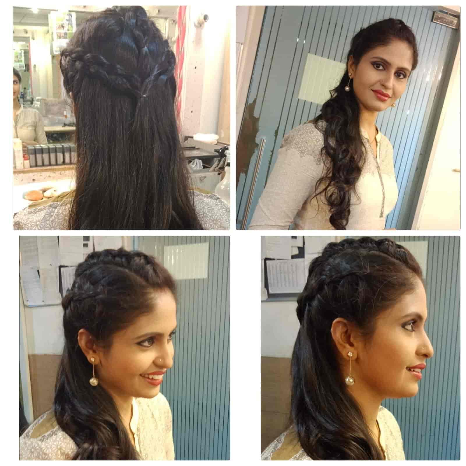 Swetha Reddy Hair Stylist And Makeup Artist Photos, Santosh Nagar