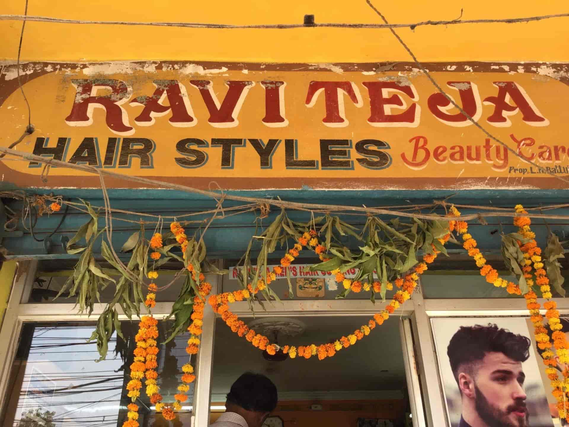 Ravi Teja Hairstyles Beauty Care, Hasmathpet - Salons in