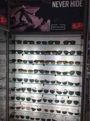 da022d00ff7c ... Opticals on Display - Ray Ban Exclusive Optical Store Photos, Karkhana,  Hyderabad - Sunglass ...