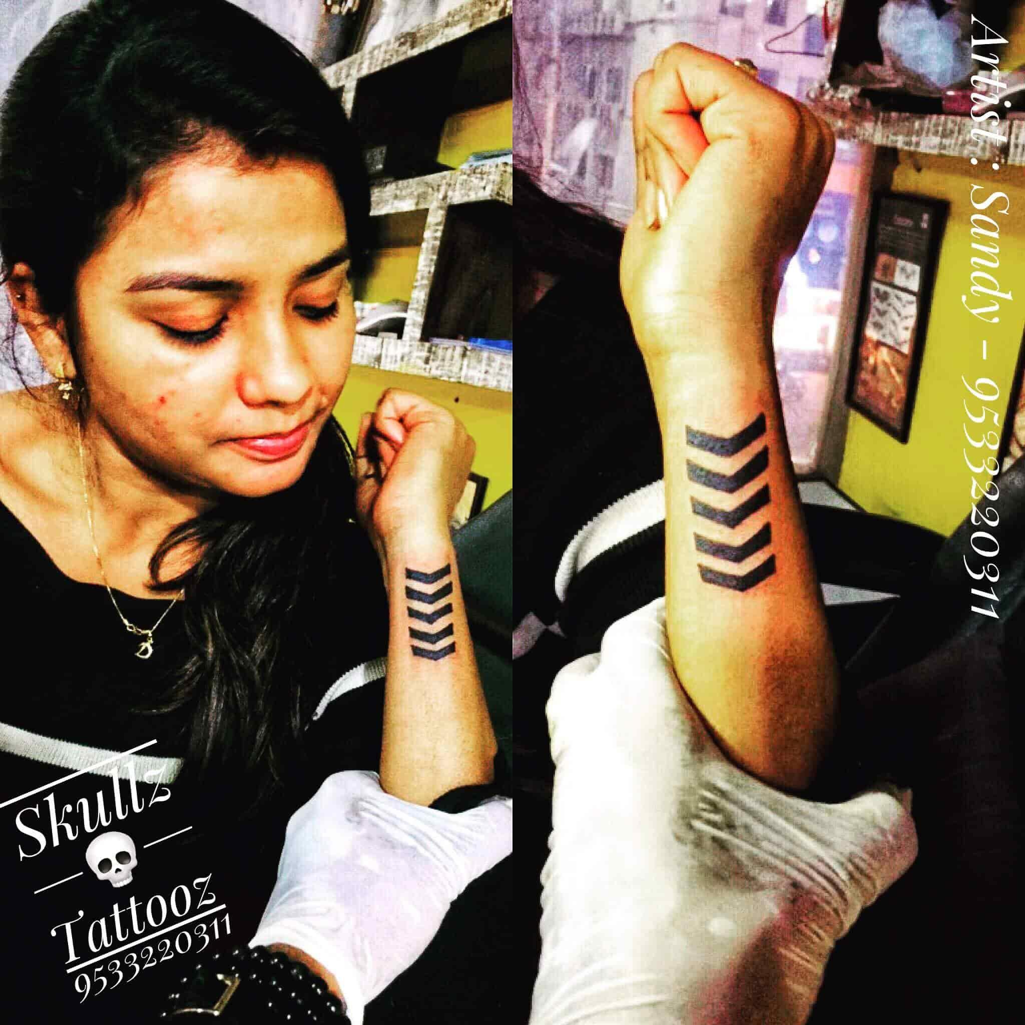 Skullz Tattooz Himayat Nagar Tattoo Artists In Hyderabad Justdial