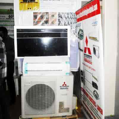 ... Our Product   Mitsubishi Air Conditioners Photos, Musheerabad,  Hyderabad   AC Dealers Mitsubishi ...