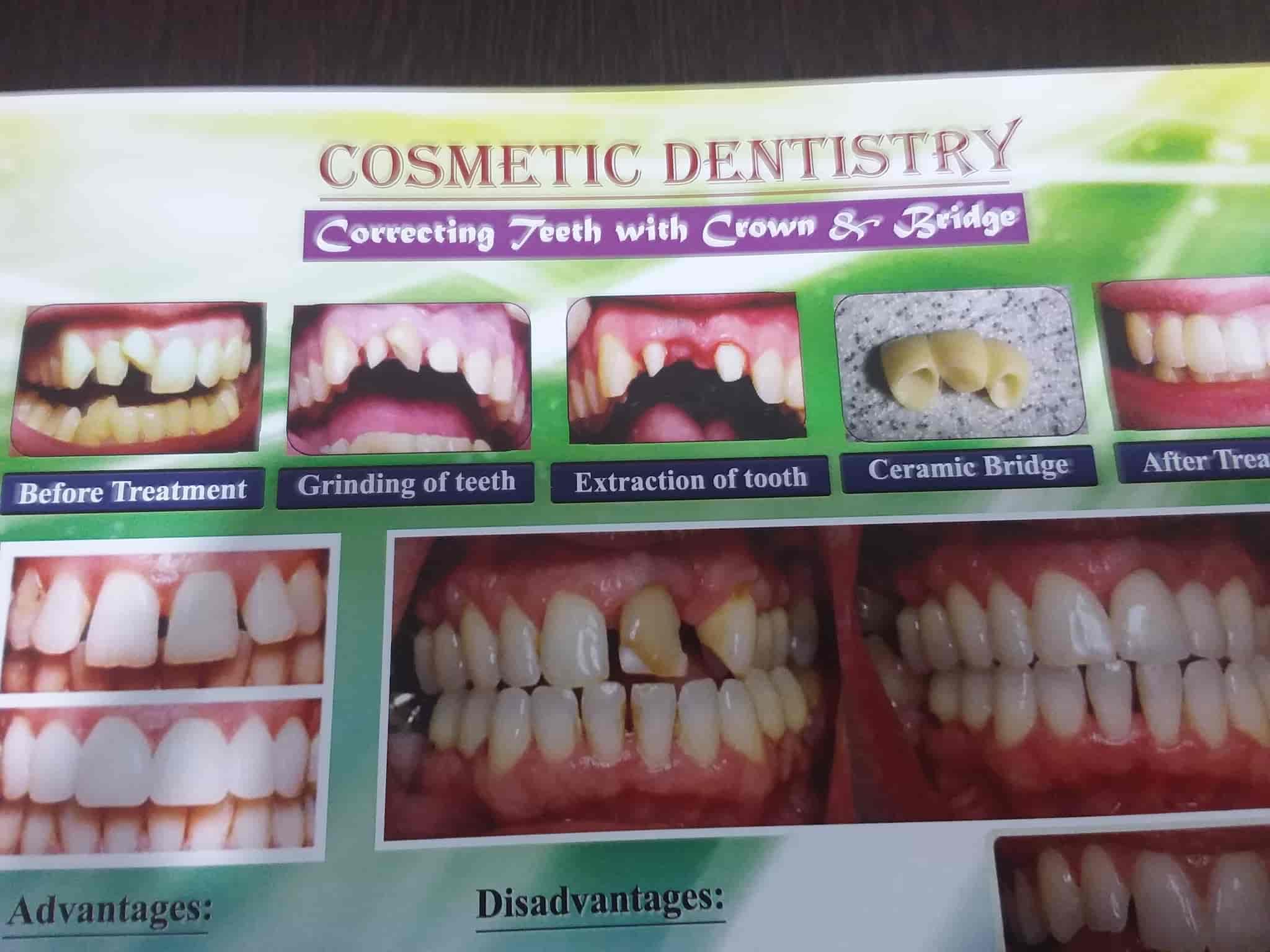 Vasundara Multispecality Dental Clinic, Idpl - Hospitals in