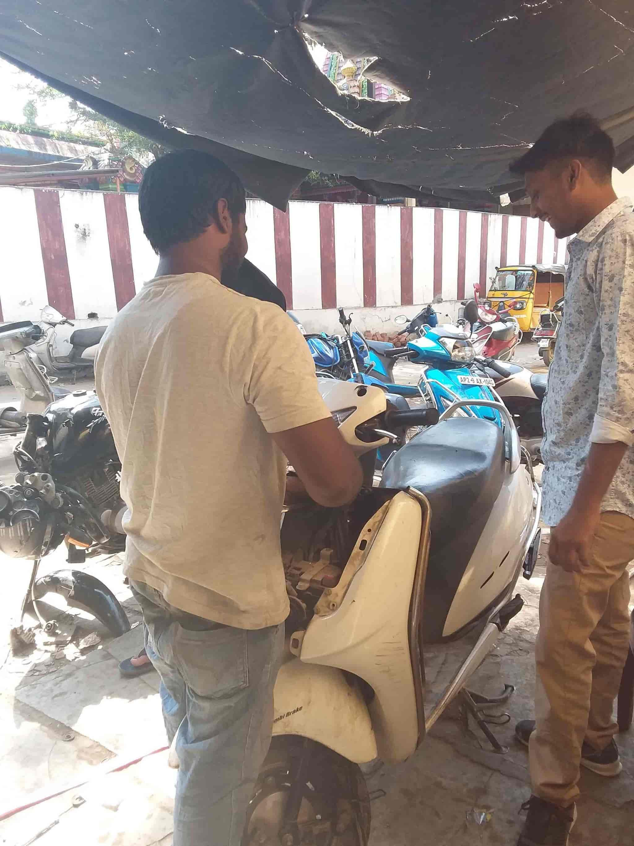 A N Fork Wheel Alignment Photos, ECIL, Hyderabad- Pictures