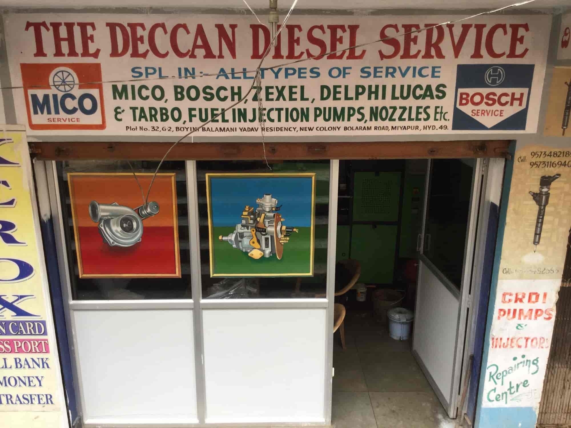 Bosch Banco Di Lavoro Bosch Junior : The deccan diesel service miyapur fuel injection pump repair