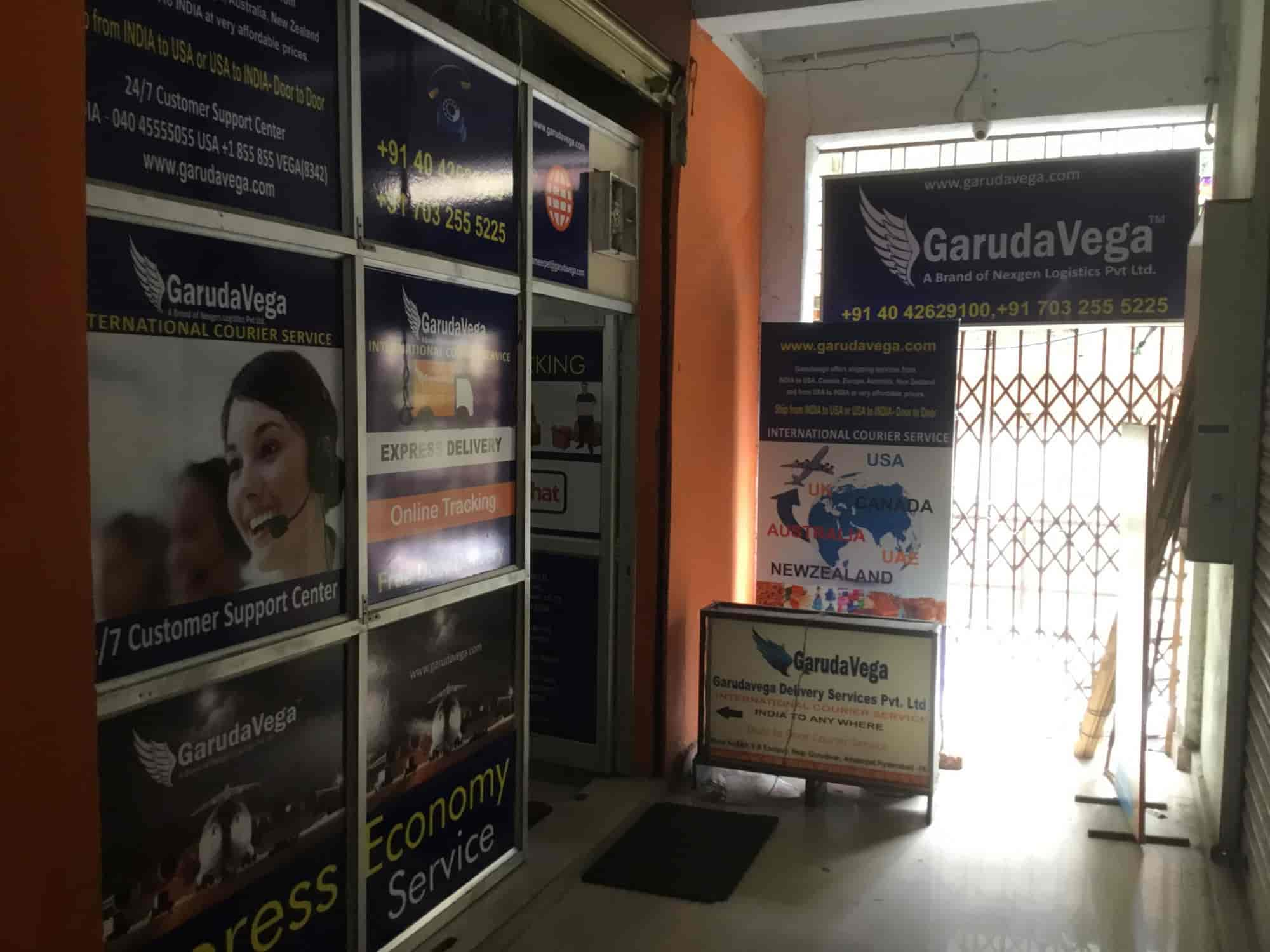 Garudavega Delivery Services Pvt Ltd, Ameerpet - Courier Services in