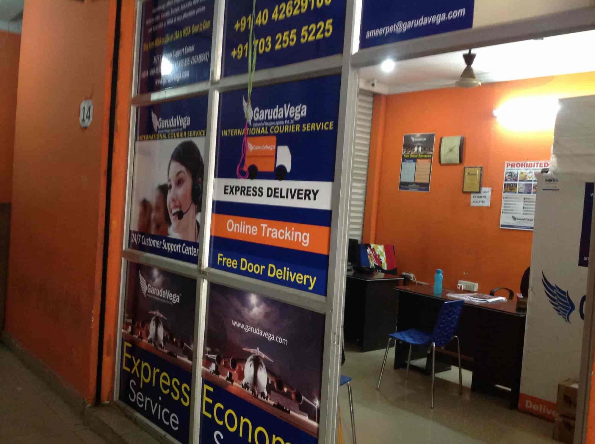 Garudavega Delivery Services Pvt Ltd Photos, Ameerpet