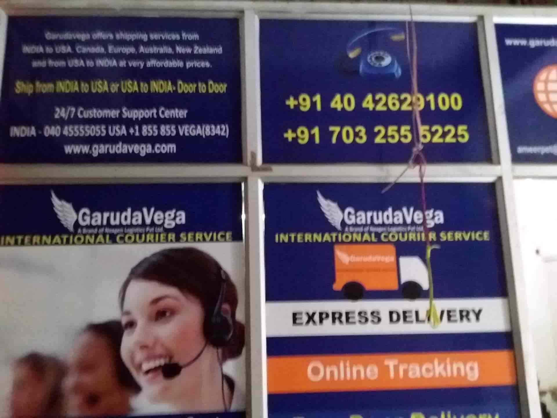 Garudavega Delivery Services Pvt Ltd, Ameerpet - Courier