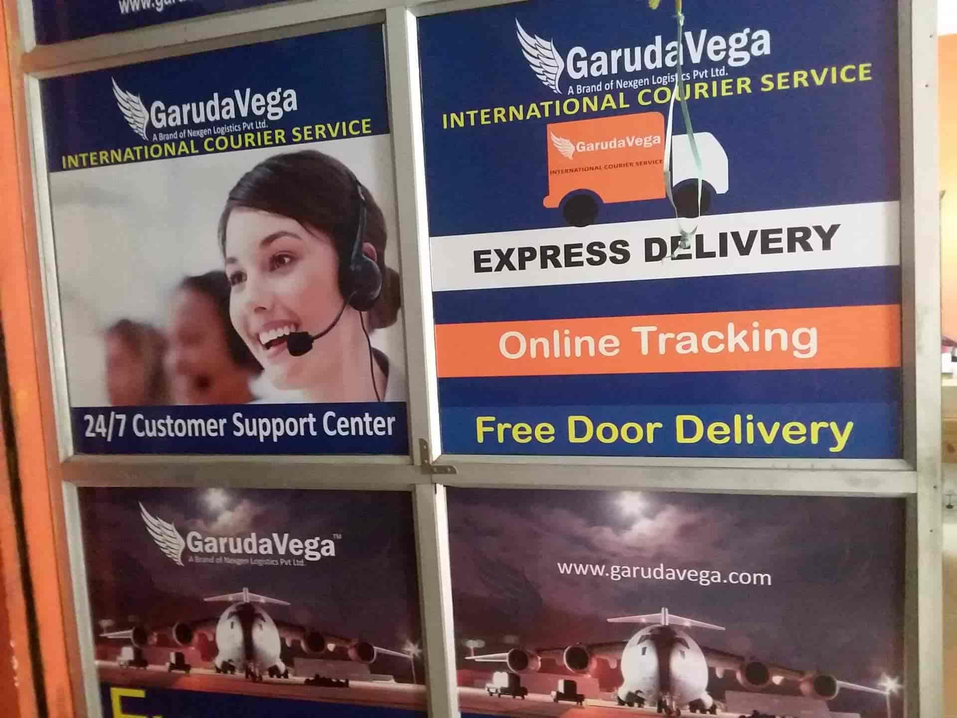 Garudavega Tracking