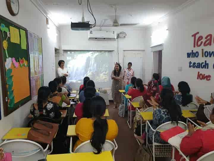 Integrated Preschool Teachers Training Academy, Banjara