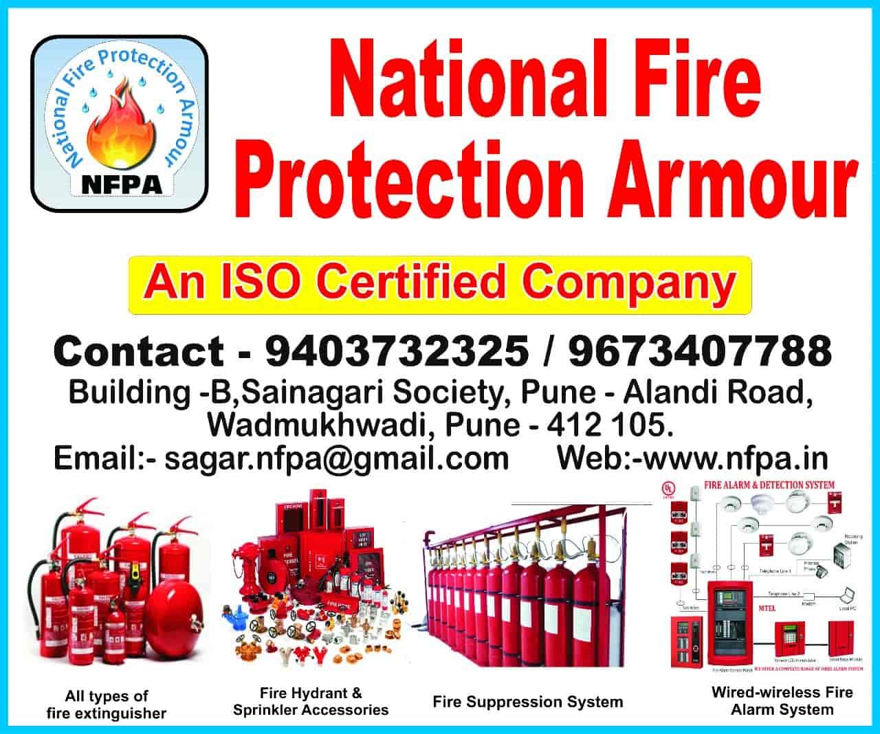 National Fire Protection Armour, Rethi Bowli - Fire