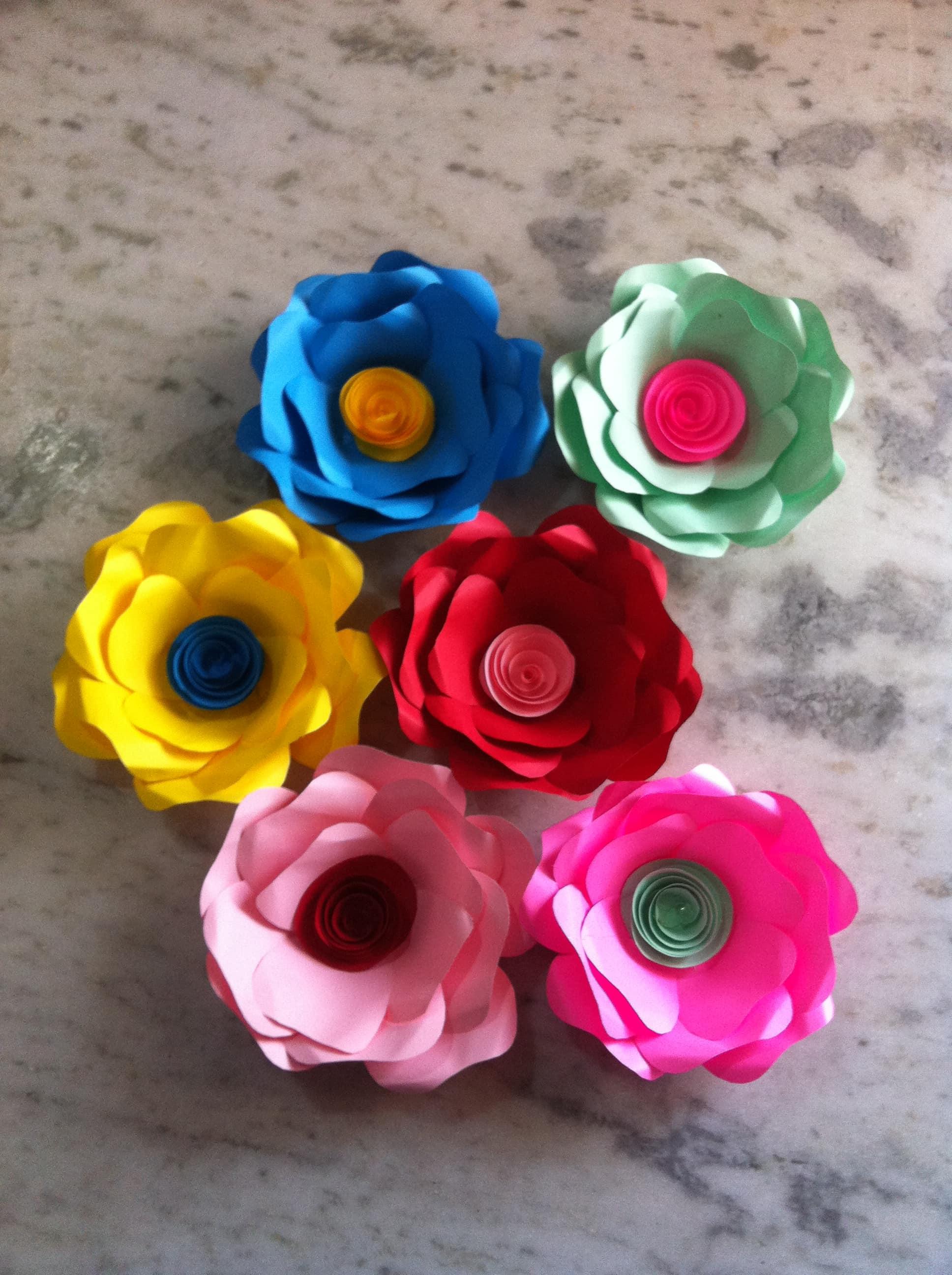 Hiranya Origami Paper Flowers And Crafts Photos Uppal Hyderabad