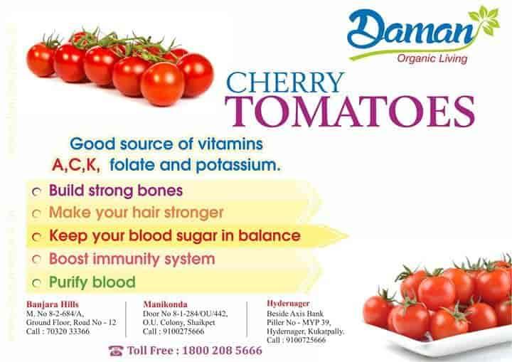 Daman Organic Living, Banjara Hills - Organic Food Retailers