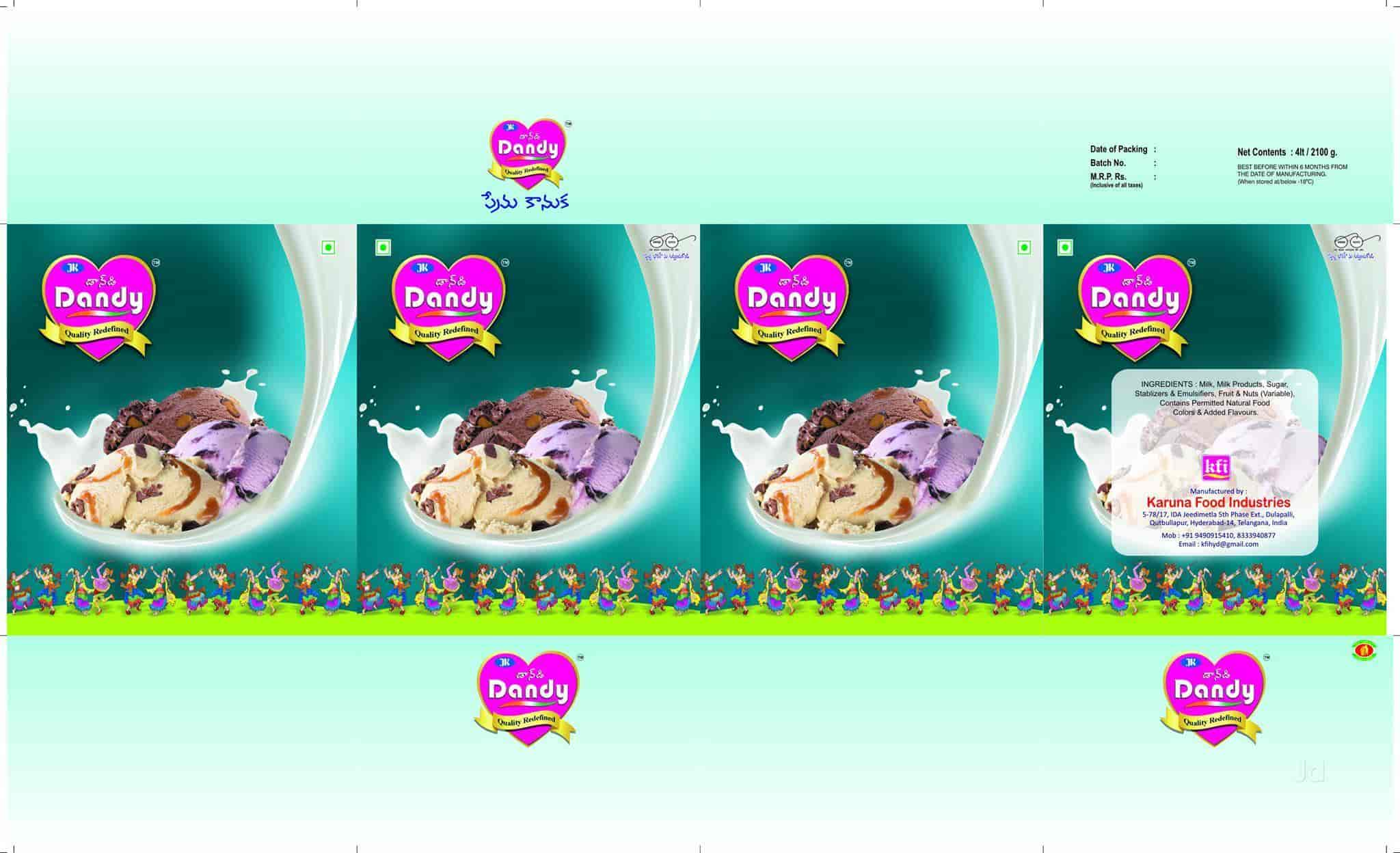 Shama Food Industries, Jeedimetla - Ice Cream Manufacturers
