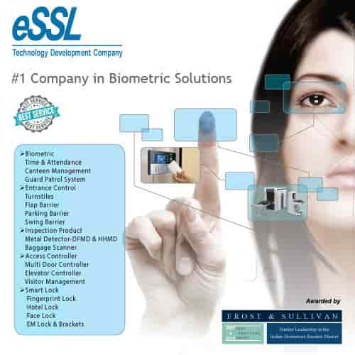 Third Eye Biometric Home Automation Solutions Photos