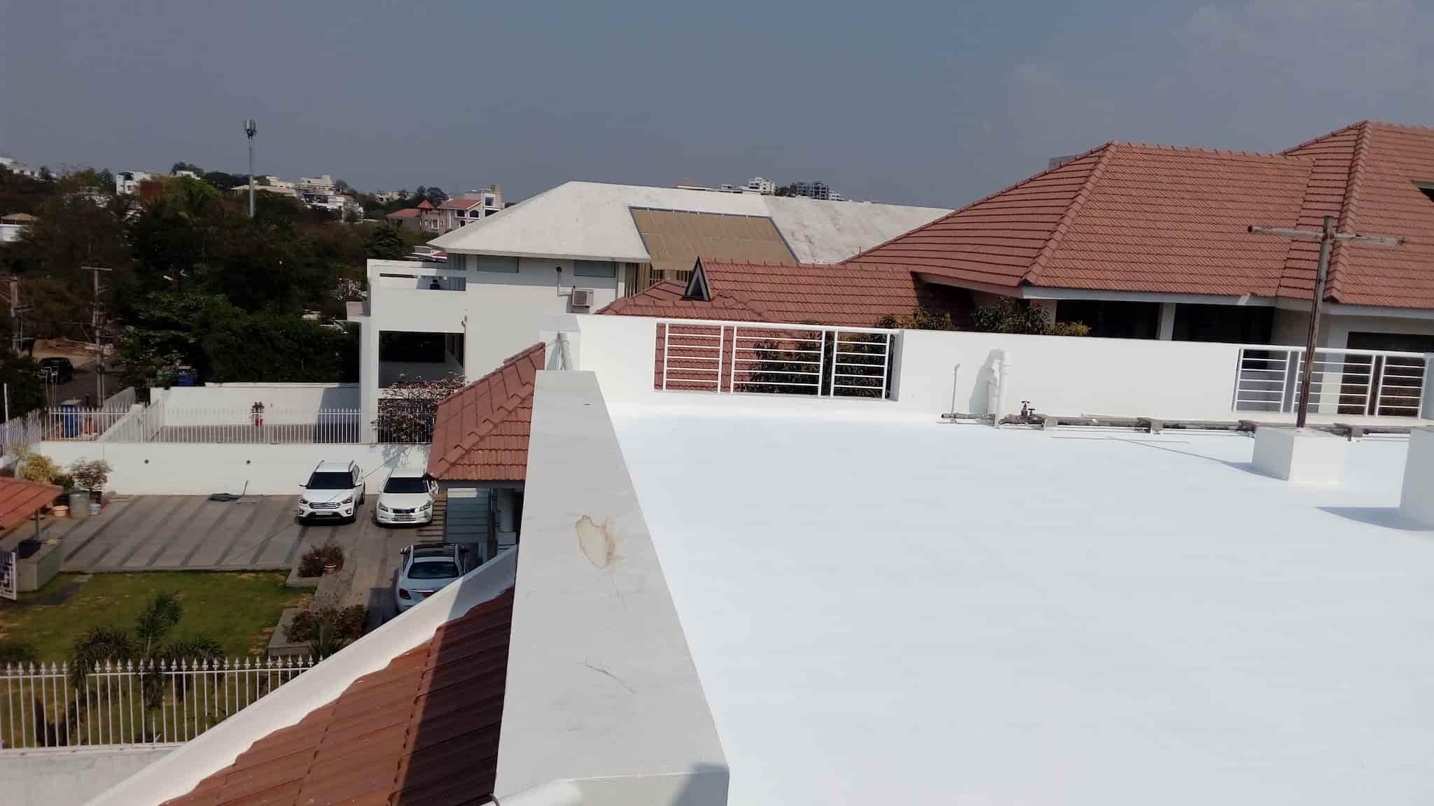 Green Home Technologies, Sainikpuri - Cool Roof Coating