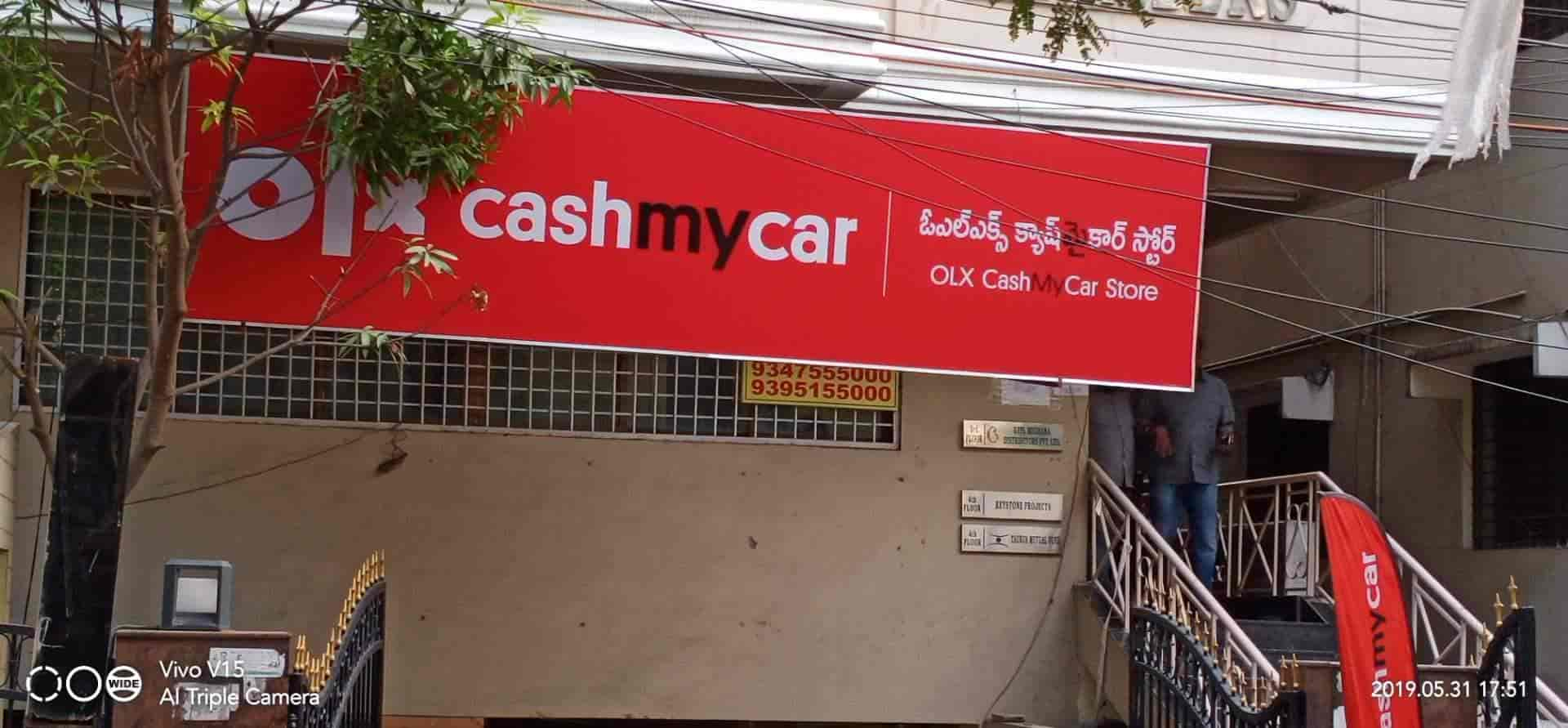 My Car Store >> Olx Cash My Car Begumpet Second Hand Car Buyers In