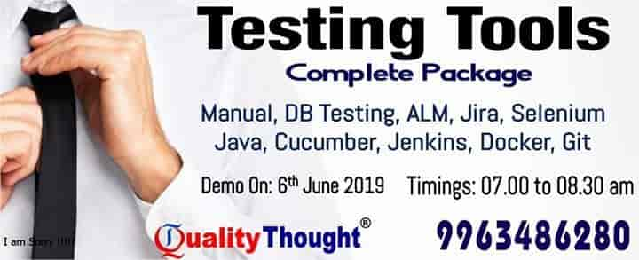 Quality Thought Technologies, Ameerpet - Computer Training