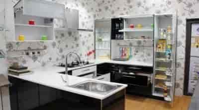 Modular Kitchen Work Design