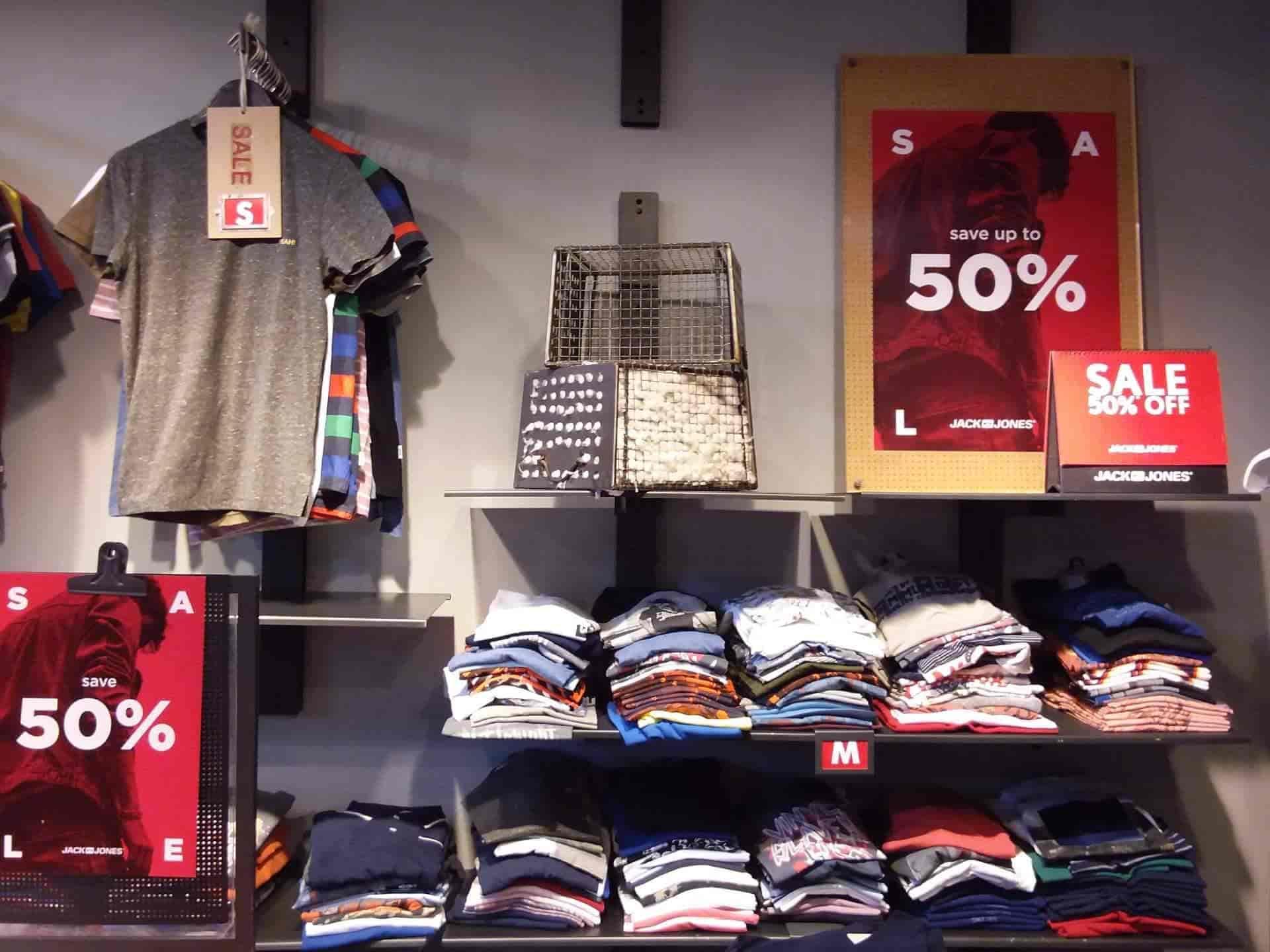 official photos 1ccae f6721 Jack & Jones, Himayat Nagar - Readymade Garment Retailers in ...