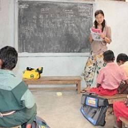 85c1828a347a ... Classroom Interior - Courtesy Foundation Photos