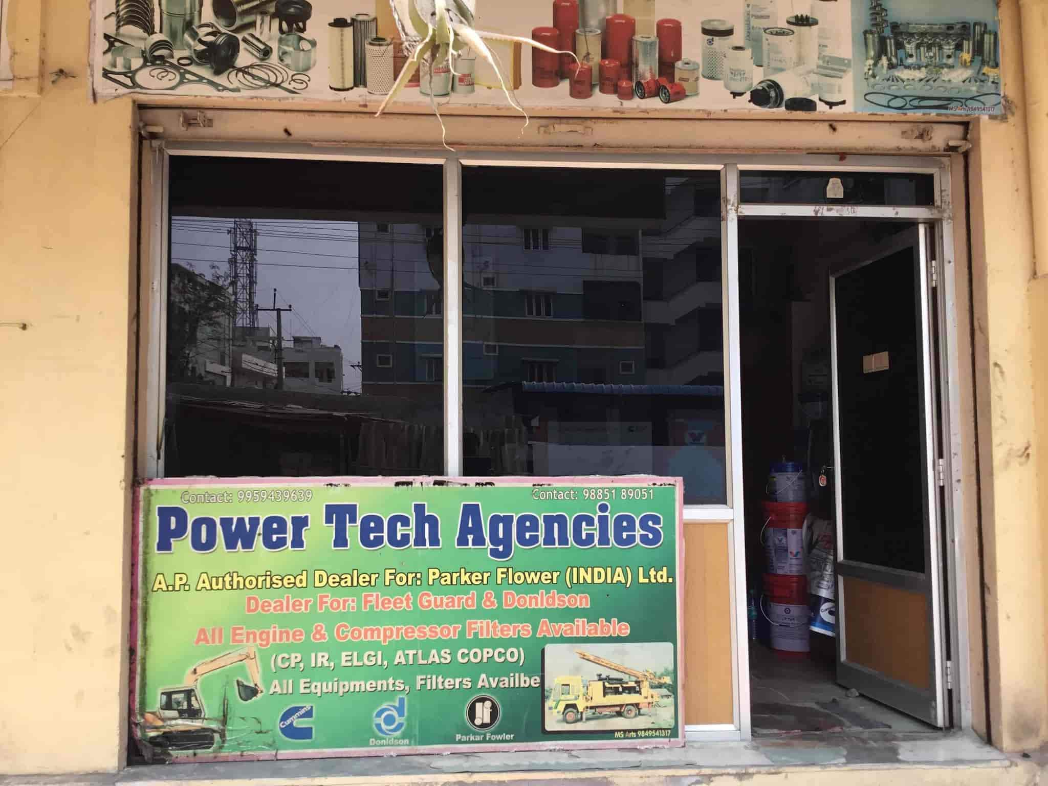 Powertech Contact