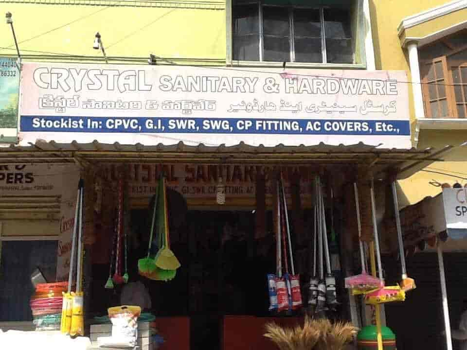 Crystal Sanitary And Hardware, Ias Officers Colony-Hakimpet