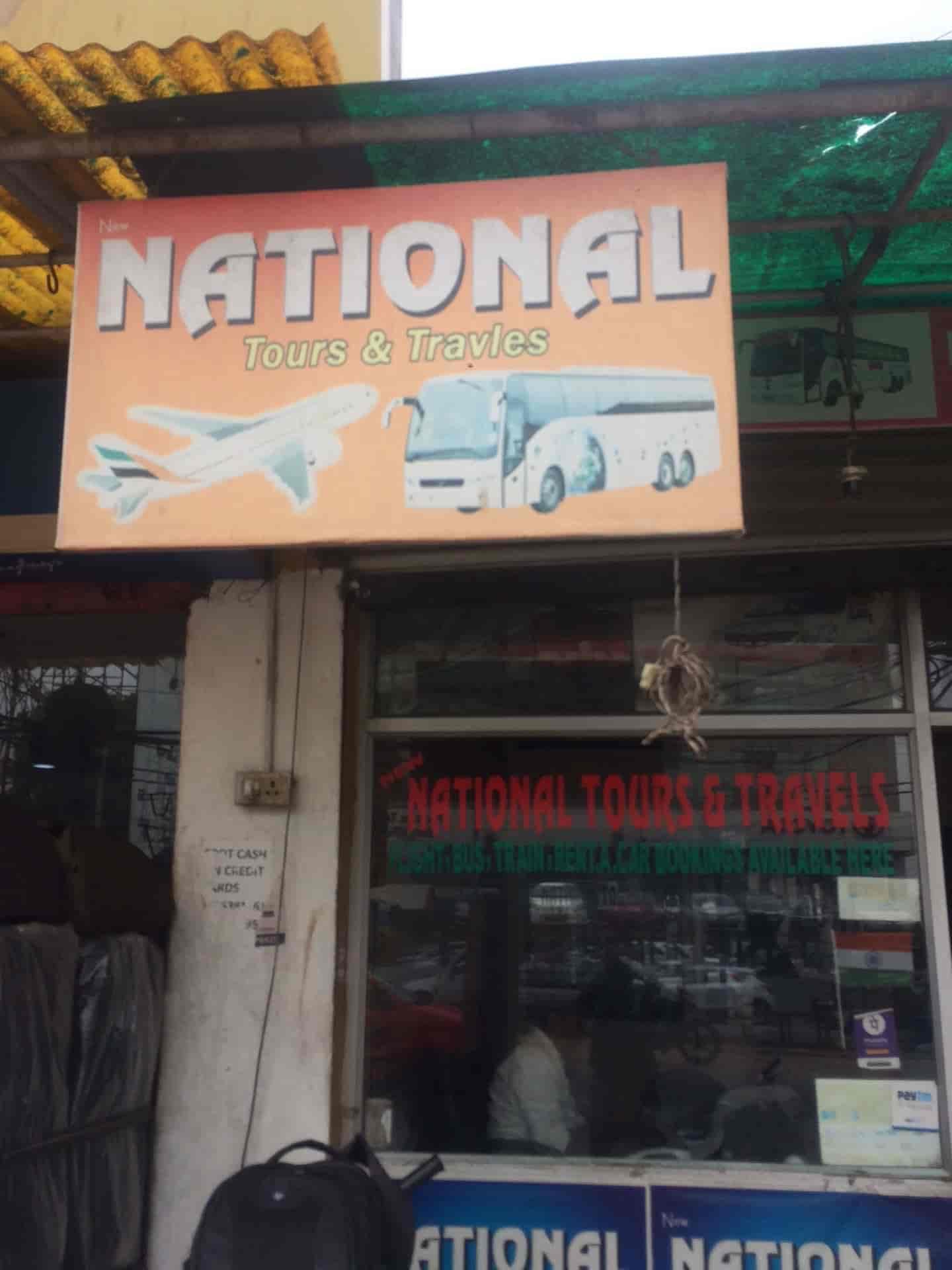 New National Tours & Travels, Kondapur - Air Ticketing
