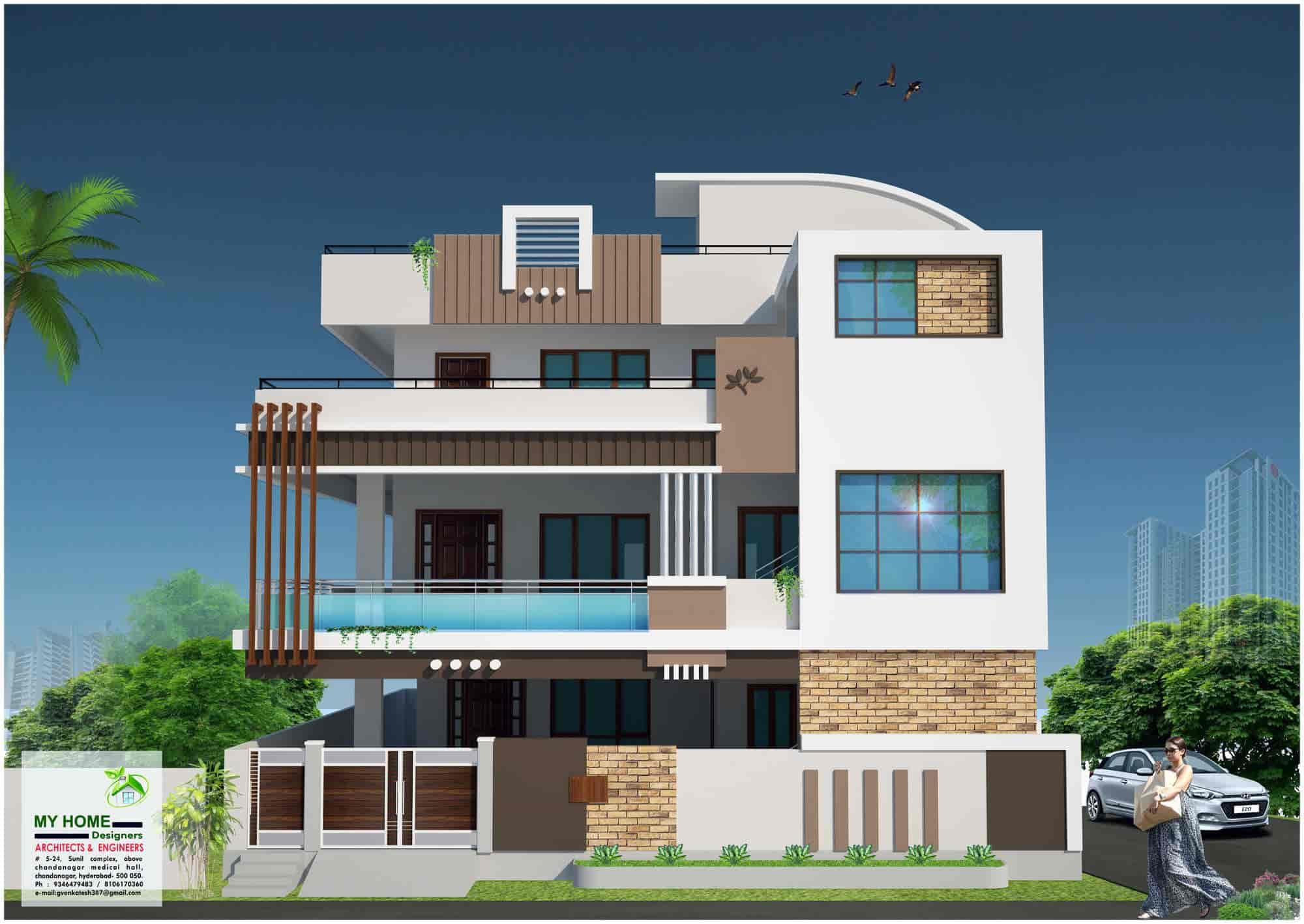 my home designers photos chanda nagar vizag pictures images