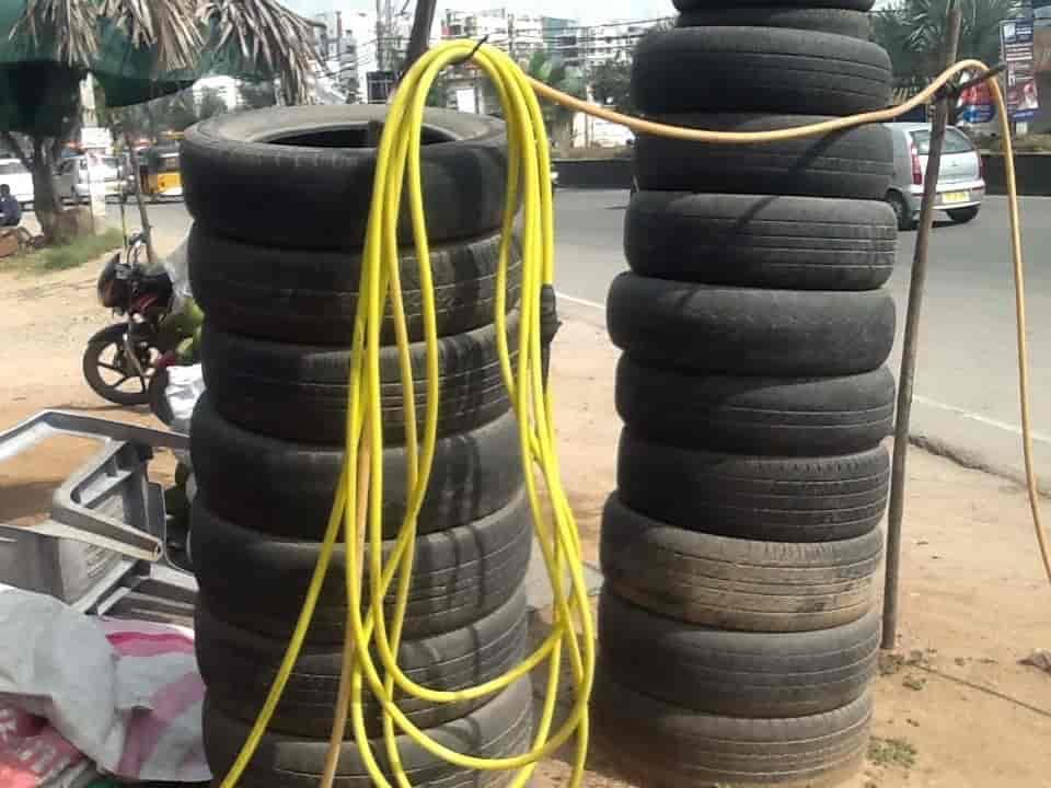 Tire Repair Shops Near Me >> Akbar Tyre Repair Shop Gachibowli Tyre Repair Services In