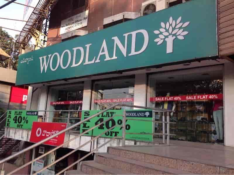 Woodland Store, Banjara Hills - Shoe