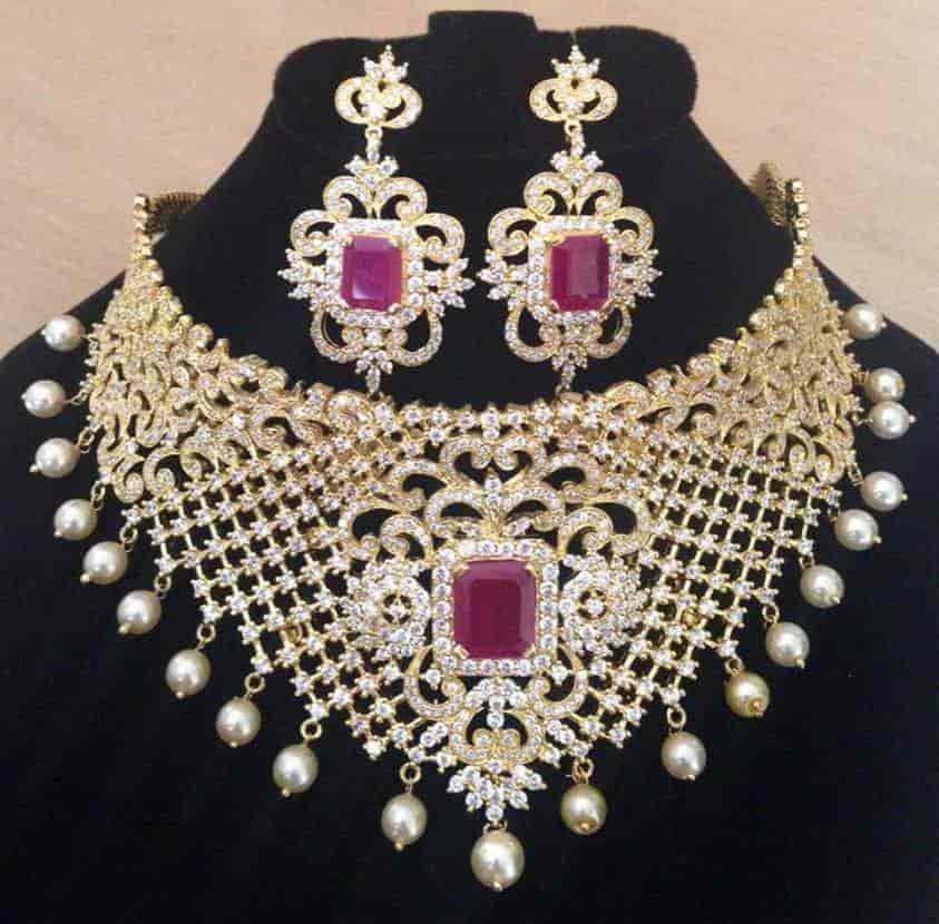 4bf1c68b82f28 Swarnakshi Jewellery, Kphb Colony - 1 Gram Gold Jewellery Dealers in ...