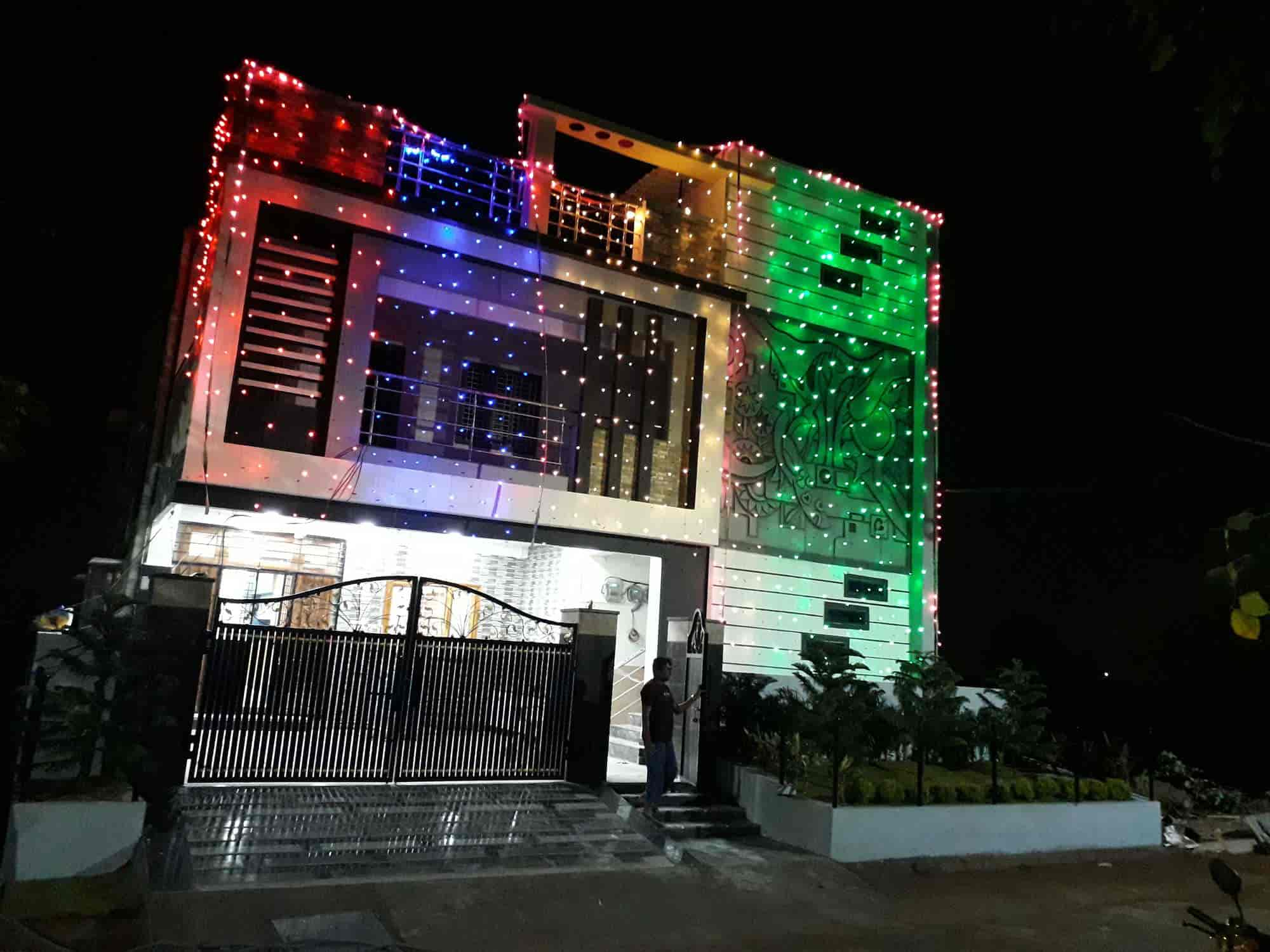 M S Sound Edi Bazar Lighting Decorators In Hyderabad