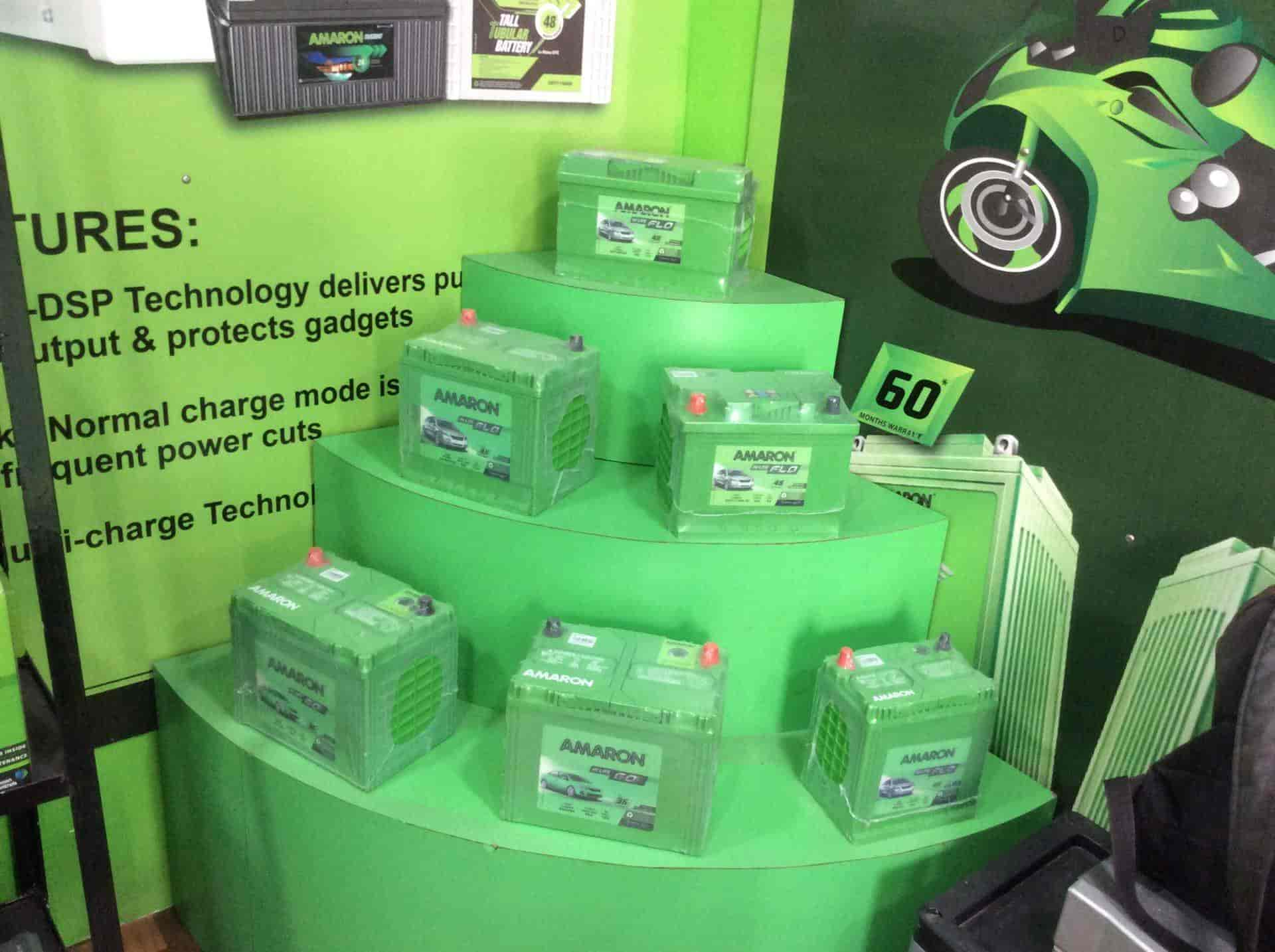 Vg Battery Ameerpet Car Battery Dealers In Hyderabad Justdial