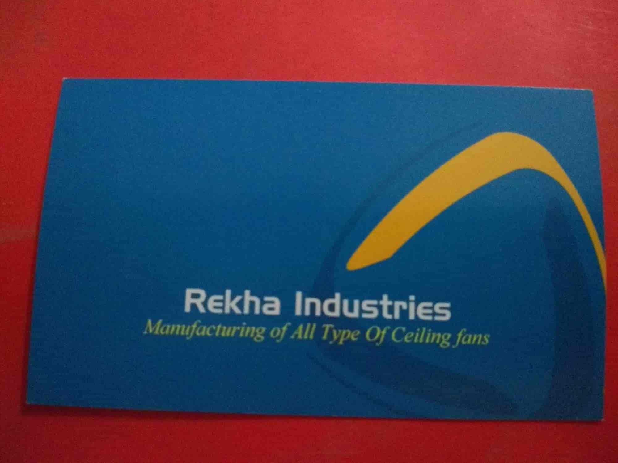 Rekha Industries, Jeedimetla - Ceiling Fan Manufacturers in