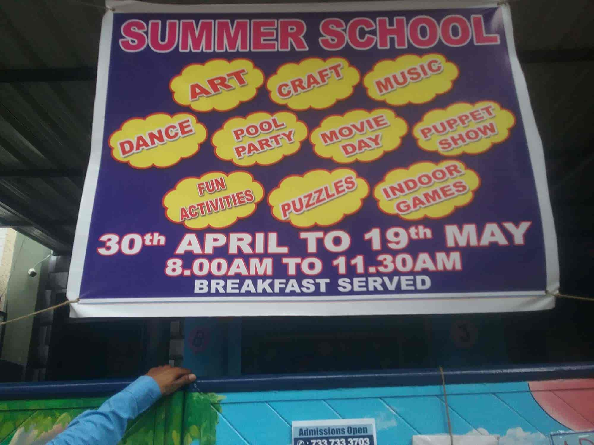 Indus Universal Kids, West Marredpally - Playgroups in