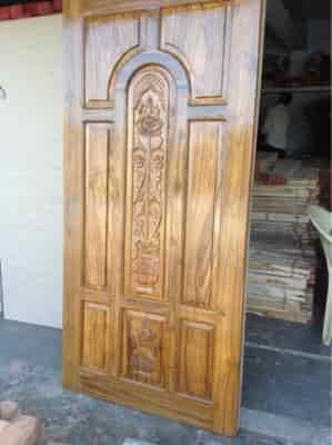 Sai Srinivasa Wood Doors Bowenpally Teak Wood Dealers In