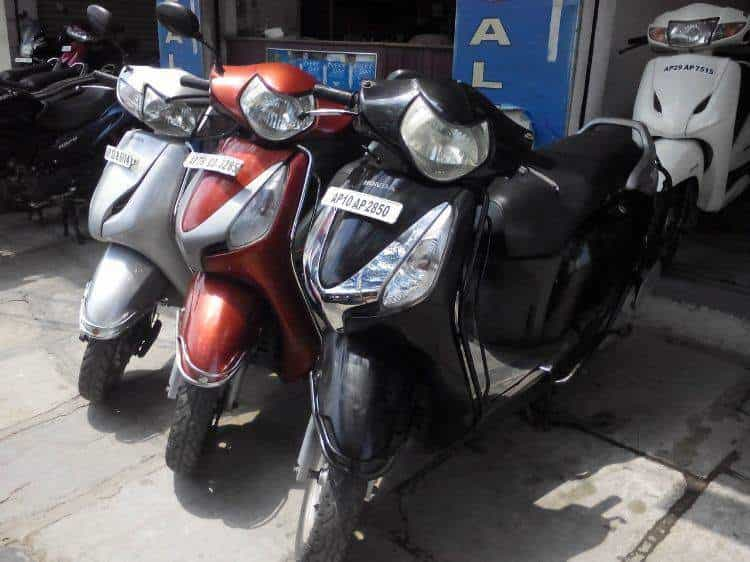 Activa pride motors, King Koti - Second Hand Motorcycle