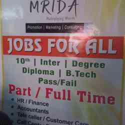 Mrida Job Consultancy Training Ecil Cross Road Placement