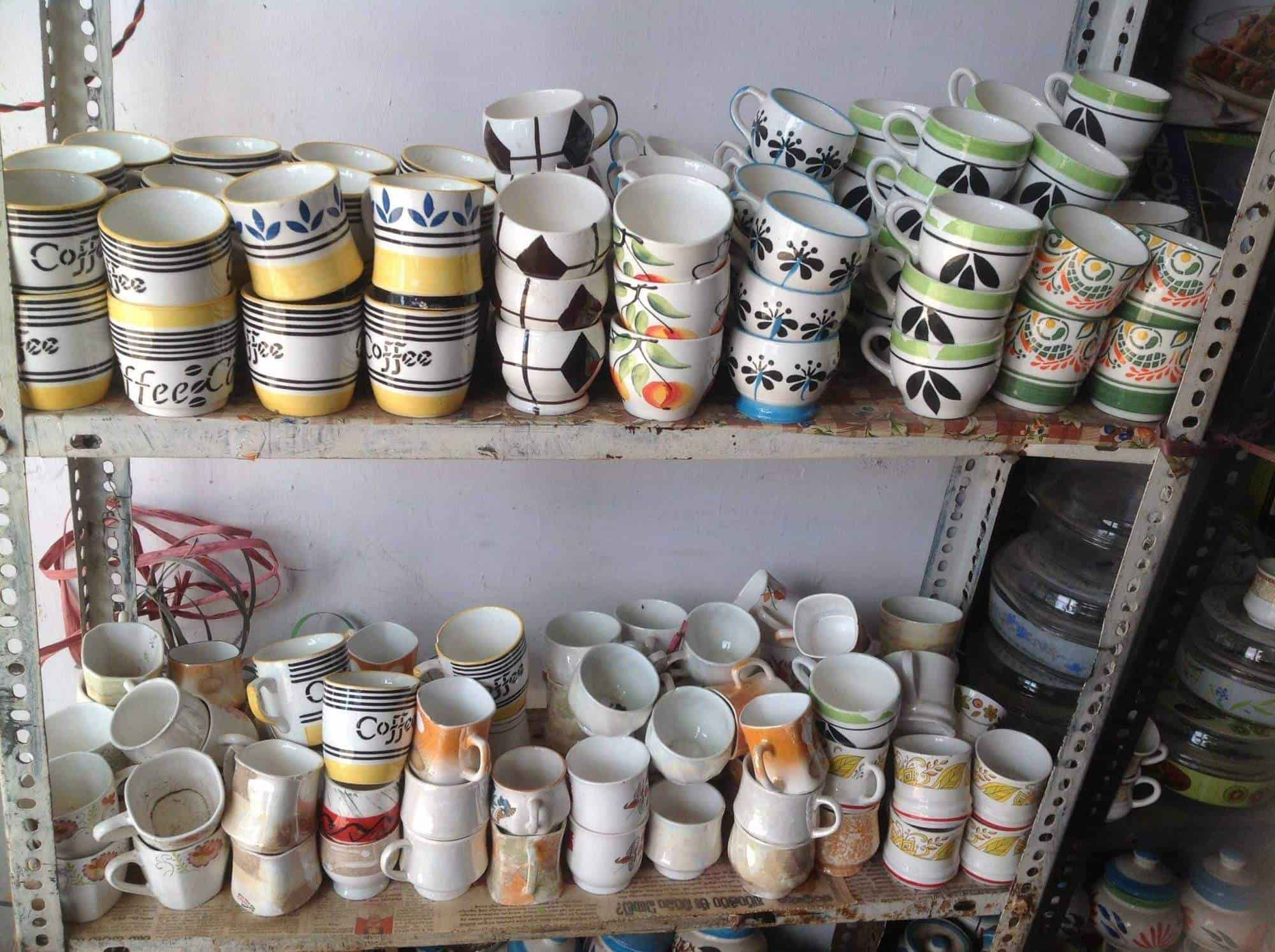 Yousuf & Son Crockery Items, Mehdipatnam - Gift Article Dealers in