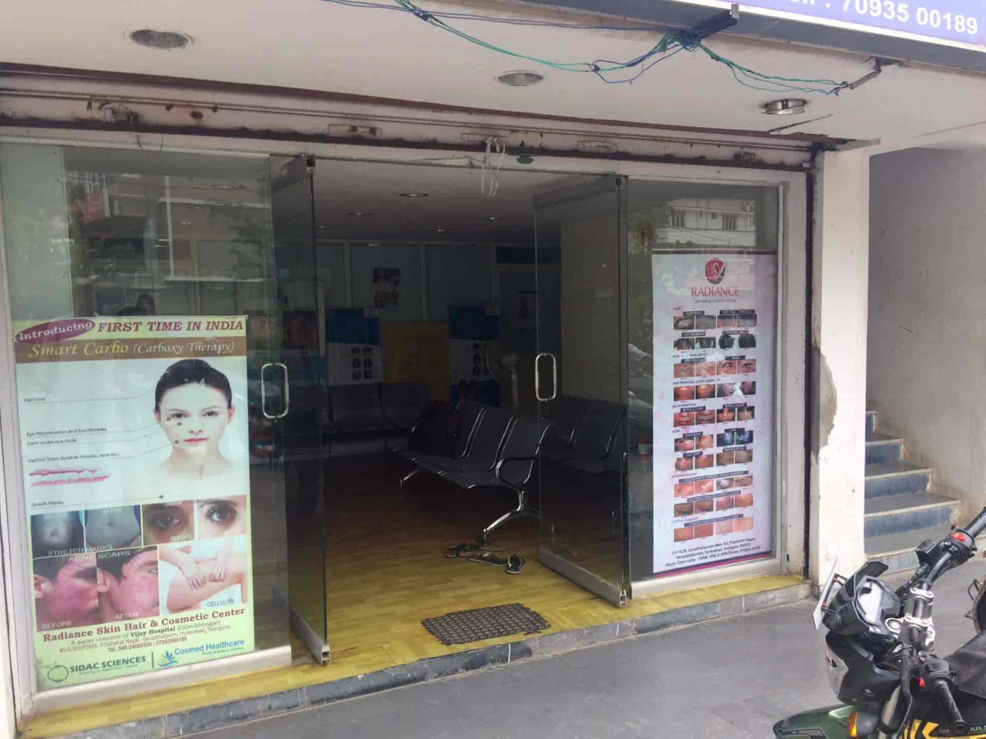 Radiance Skin Hair Cosmetic Centre Vanasthalipuram Sidac Basic Operation Dermatologists In Hyderabad Justdial