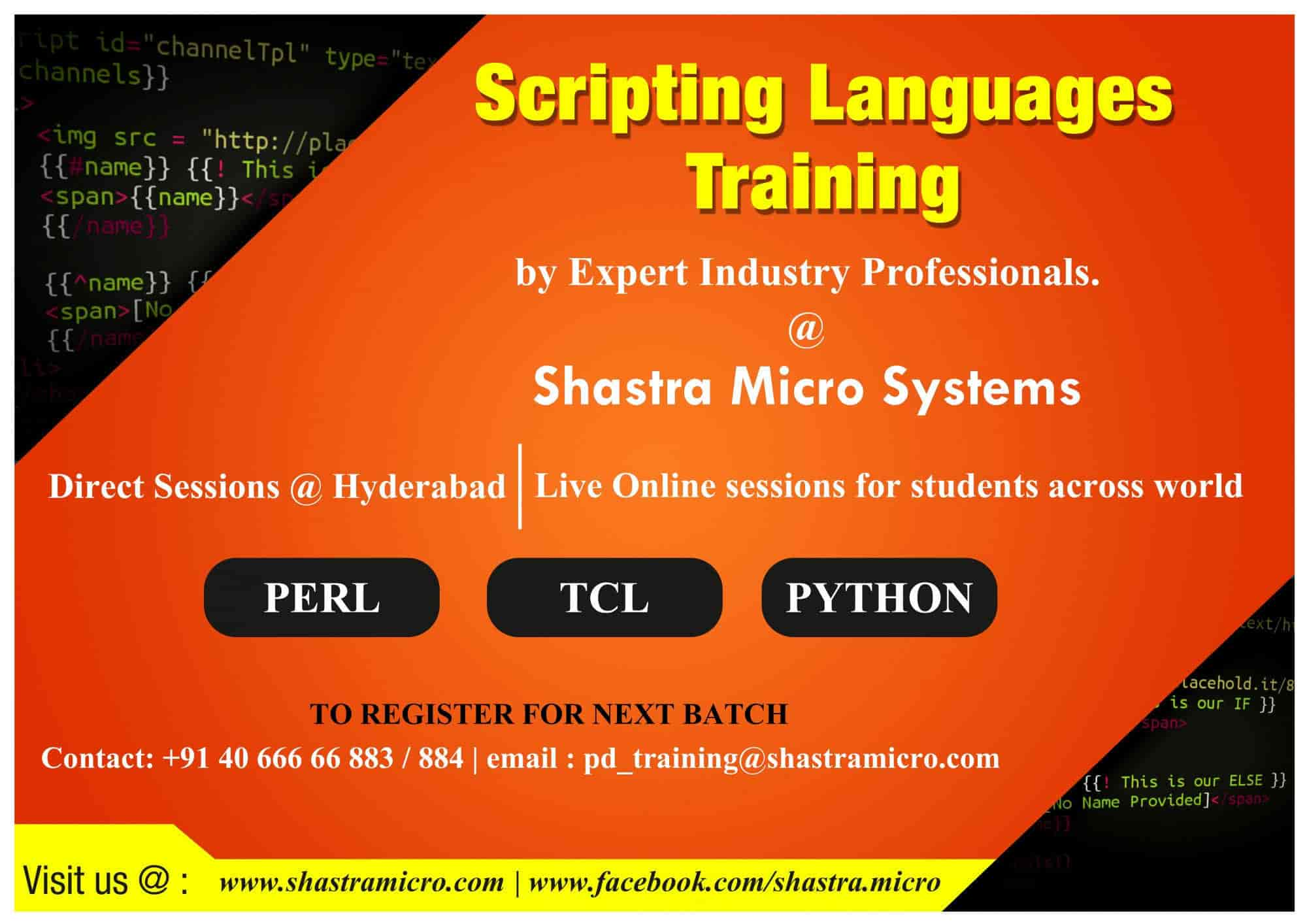 Shastra Micro Systems, Ameerpet - Vlsi Training Institutes