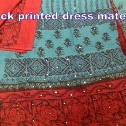 Kalanjali Block Prints, Musheerabad - Dress Material Wholesalers in