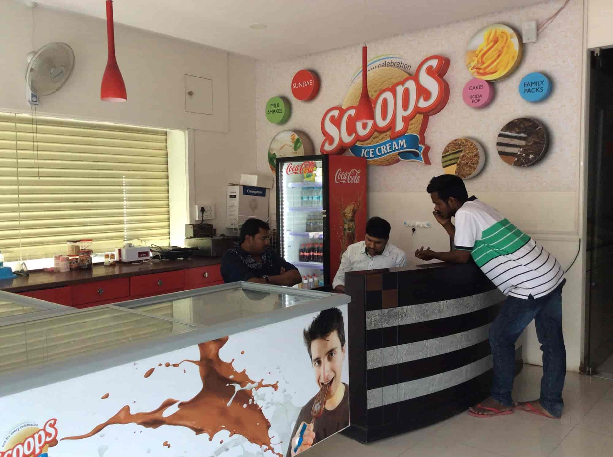 Aahara Restaurant Ice Cream Parlour Photos Vanasthalipuram