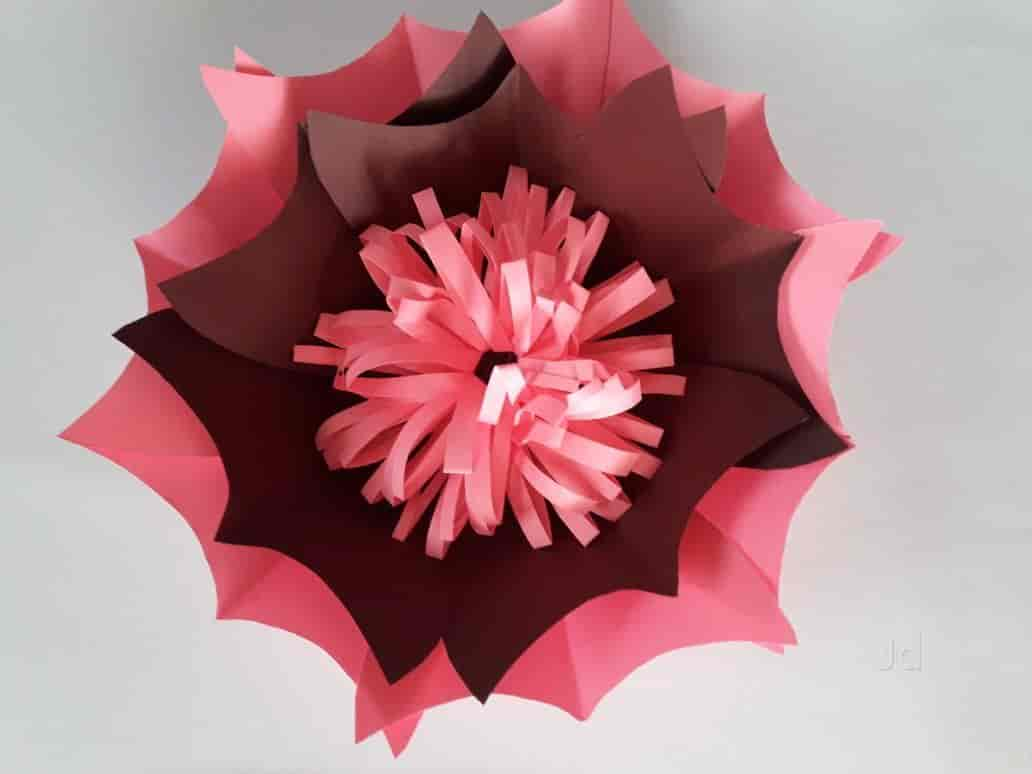 Paper Flowers For Decoration Uppal Paper Flower Manufacturers In