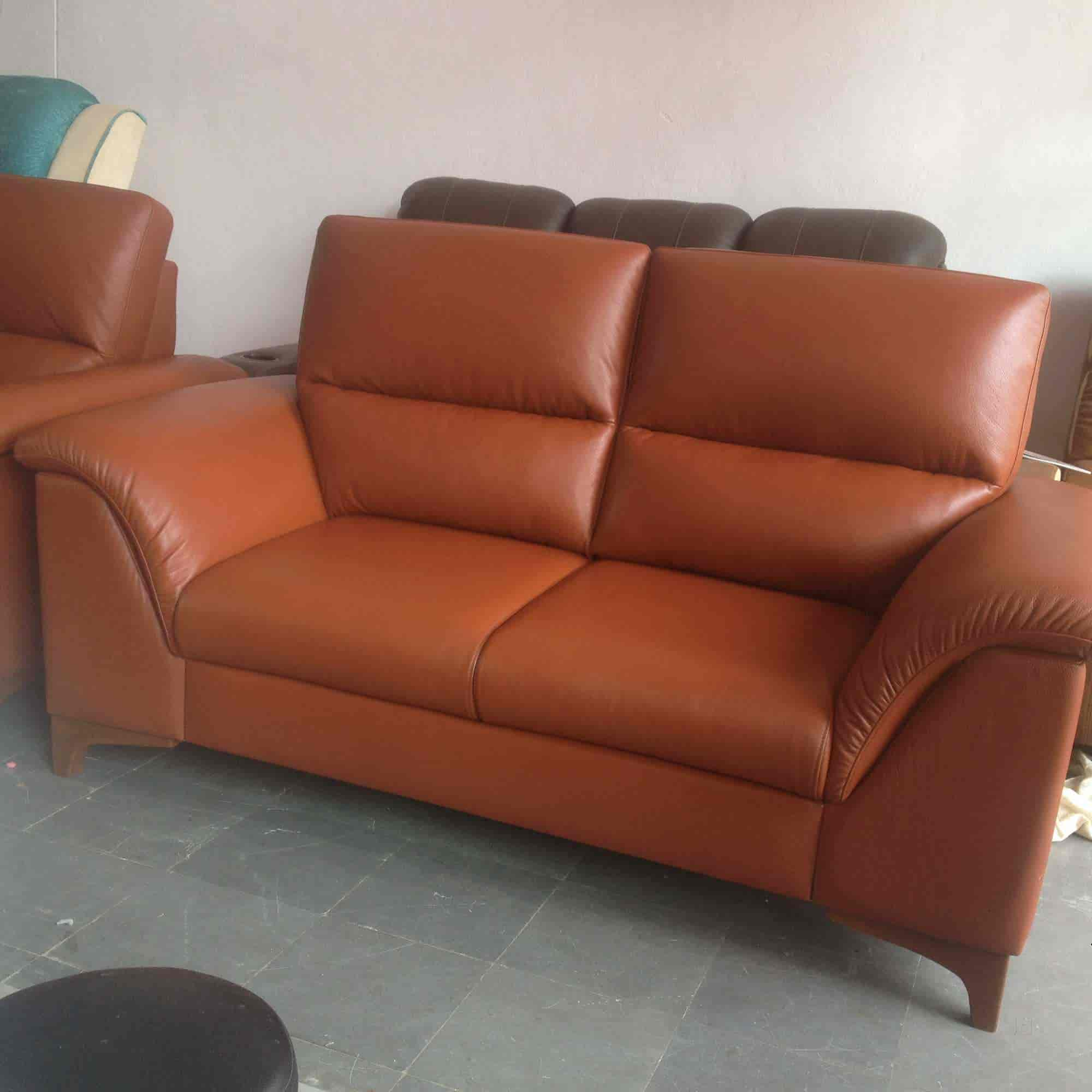 N Designs Furniture Safilguda Malkajgiri Recliner Sofa