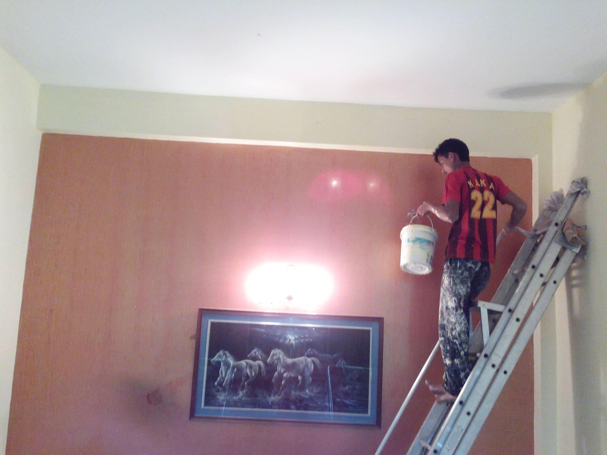 rainbow home painting solutions manikonda house painters in