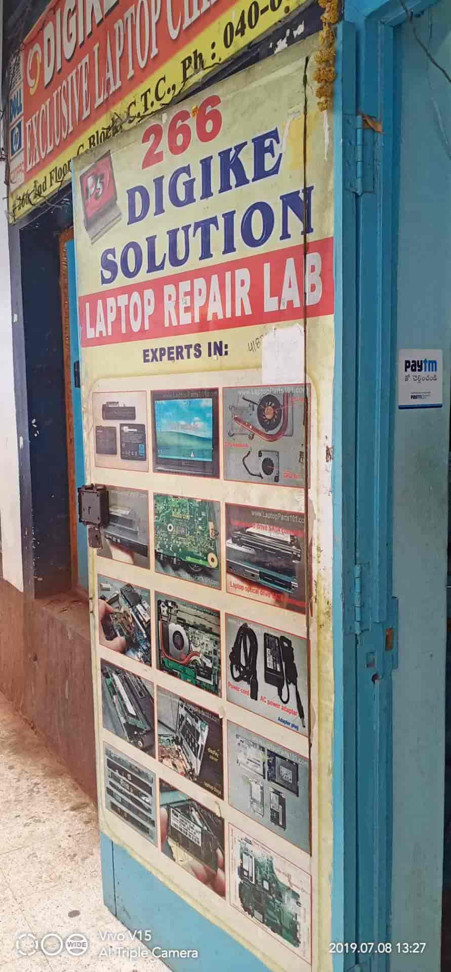 Digikey Solutions, Secunderabad - Laptop Repair & Services