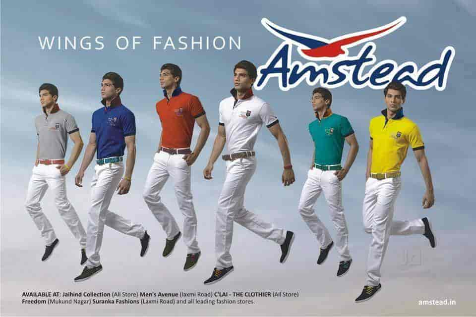 89a9a57a ... Product Catalogue - Amstead clothing co Photos, Himayat Nagar,  Hyderabad - Readymade Garment Retailers ...