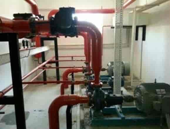 Vernit Solution, Gajularamaram - Fire Extinguisher Dealers